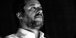 Matteo Salvini In Avellino