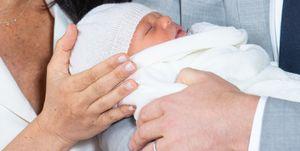 Harry y Meghan presentan a su hijo