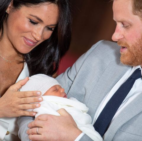 Someone's already worked out what baby Archie will grow up to look like