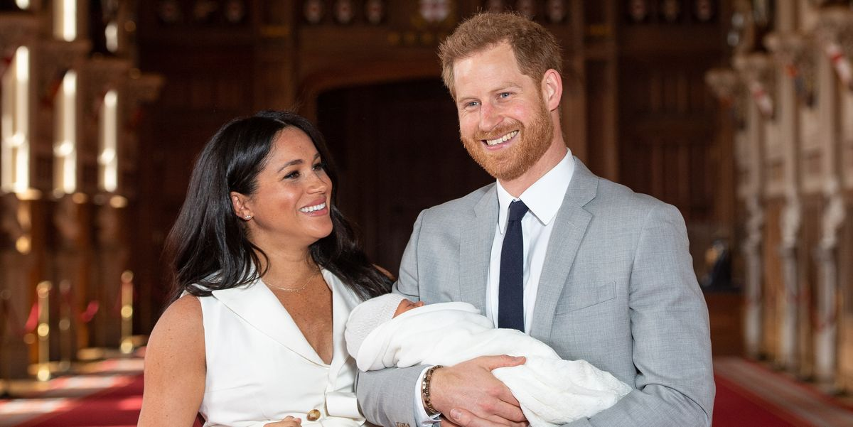 Everything We Know About Meghan Markle and Prince Harry's New Nanny