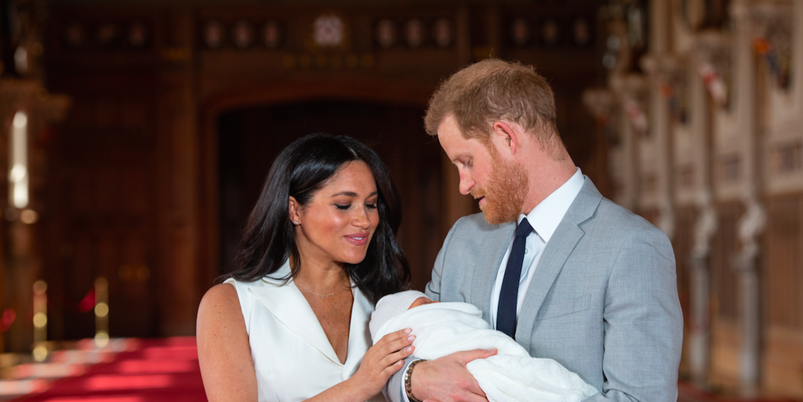 Prince Harry Just Made A Hilarious Dad Joke About Royal