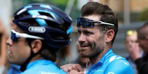 Strava d'Italia etappe 2: José Joaquín Rojas