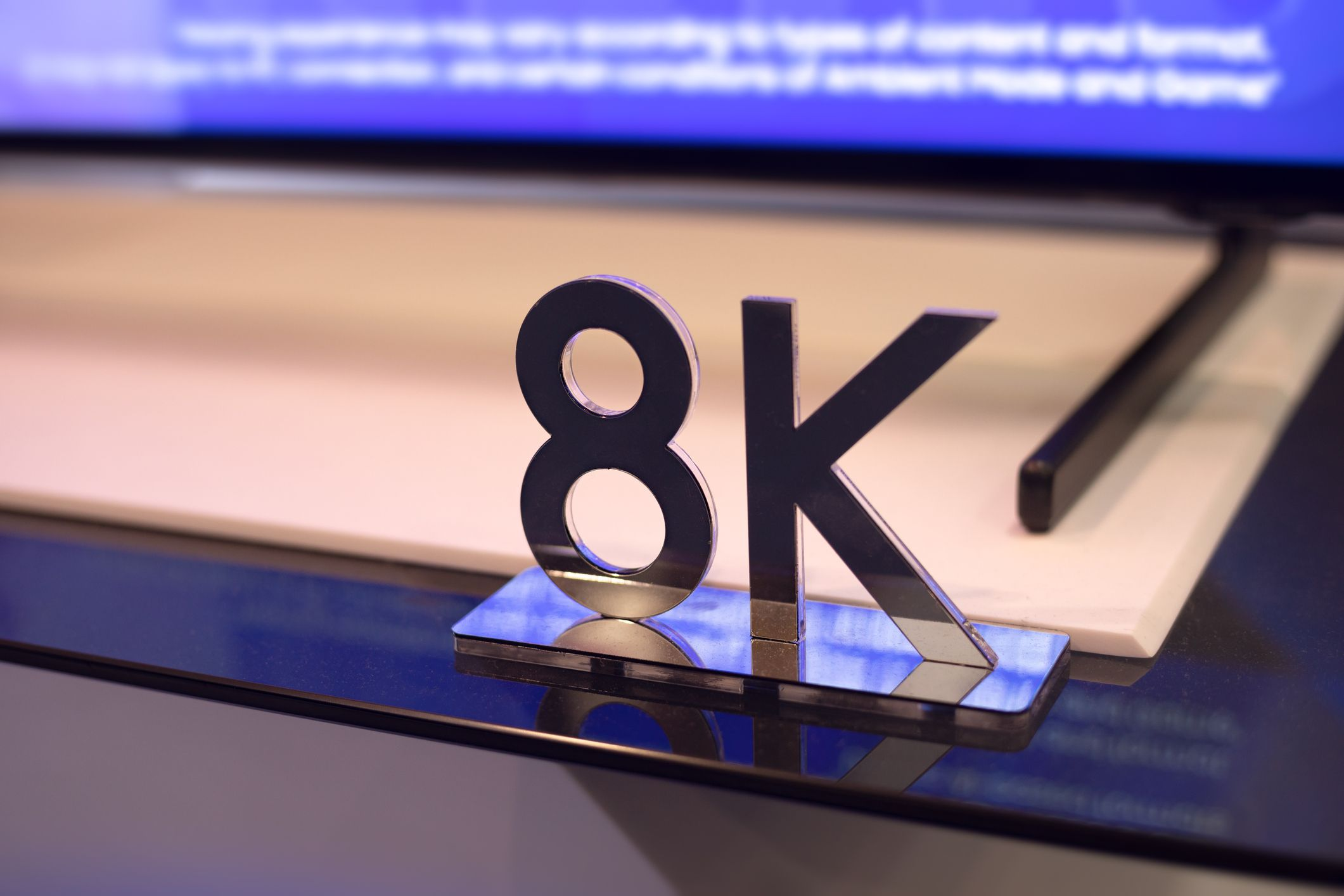 Why 8k Tvs Are Totally Pointless Why You Should Stick With 4k