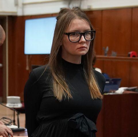Fake 'billionaire heiress' Anna Sorokin has been given a prison sentence