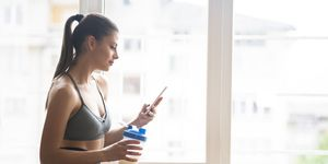 protein shakes ranked by sugar and fat, women's health uk