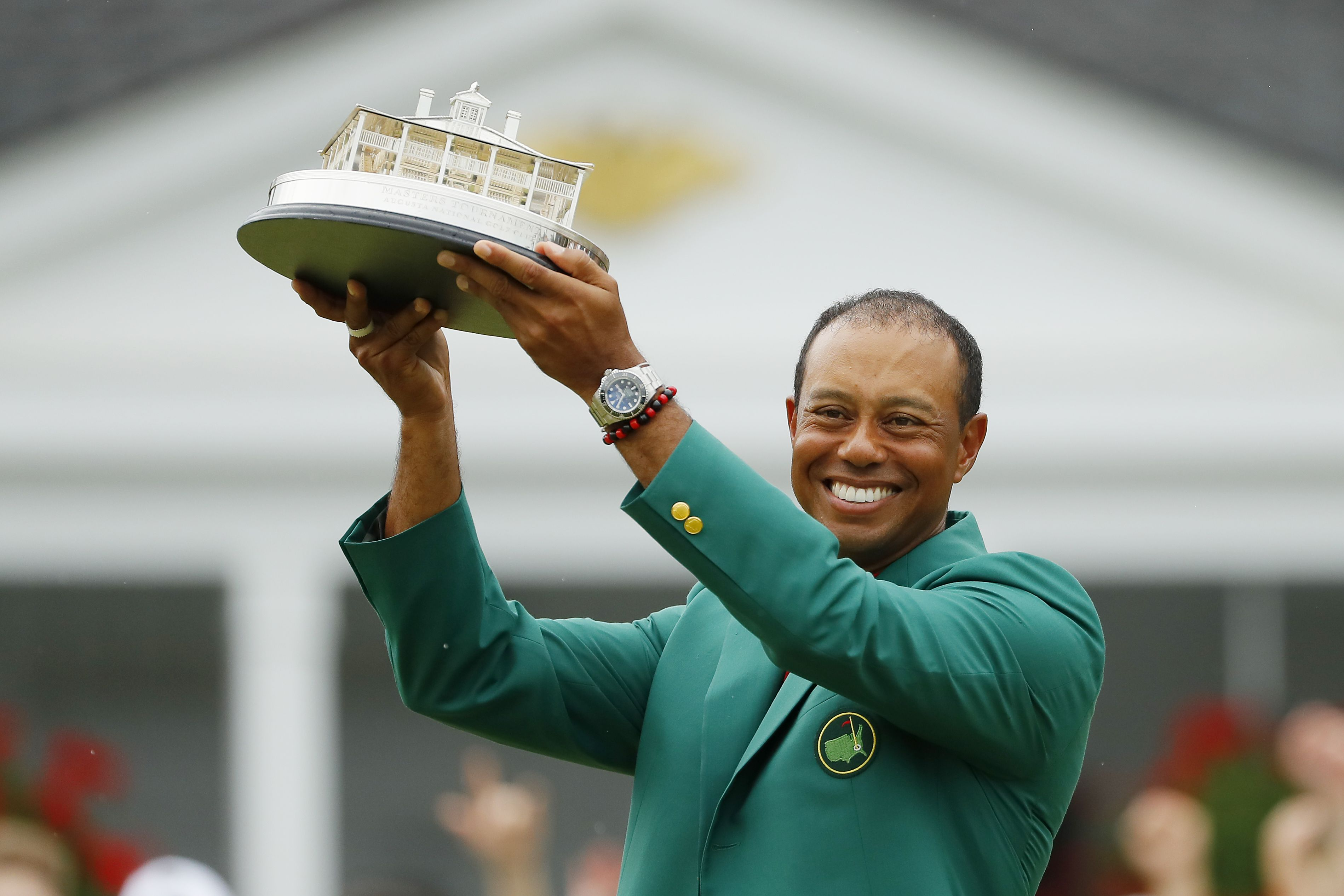The Rolex Tiger Woods Wore Was Almost As Impressive As His Big Comeback
