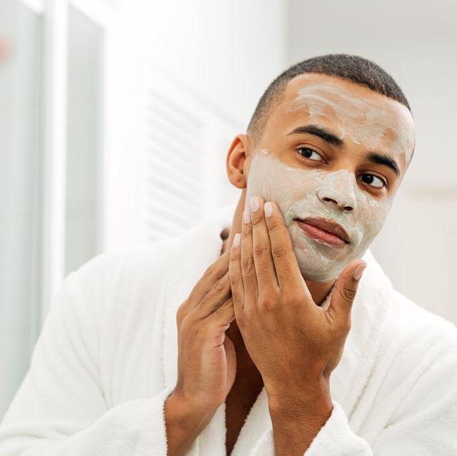 skincare gevoelige huid heren