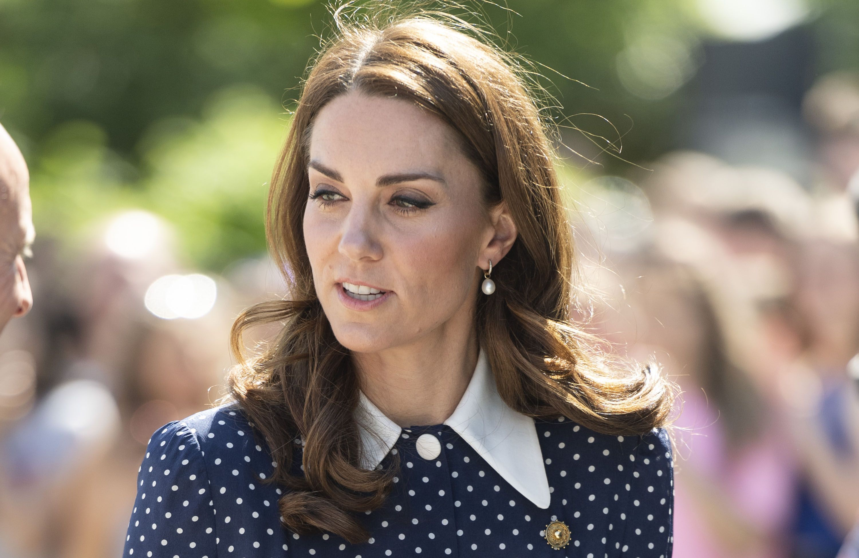 0d348b2812 Kate Middleton Can't Get Enough Of Polka Dots Right Now, And Neither Can We