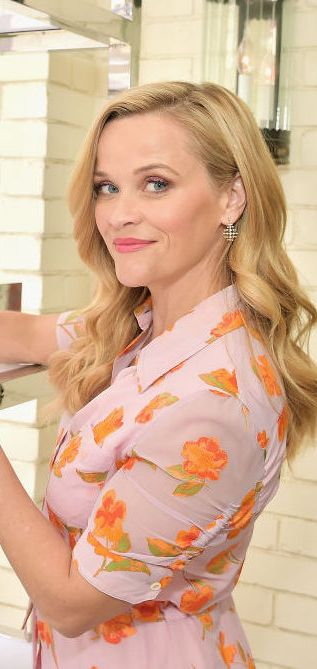 Reese Witherspoon hosts the Elizabeth Arden Garden Party in Beverly Hills