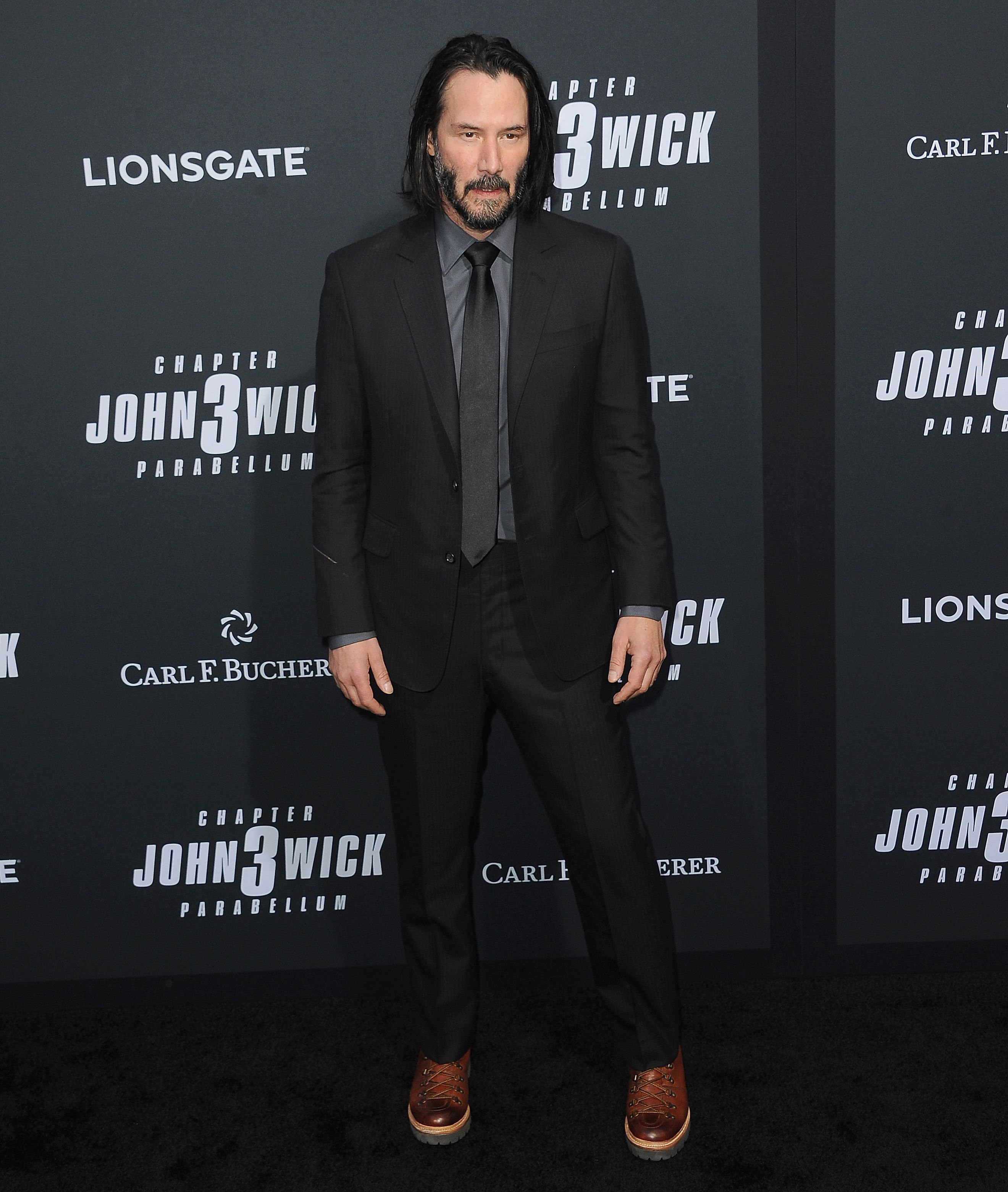 Keanu Reeves' Summer Look Is, And Will Forever Remain, 'Wholesome Prince Of Darkness'