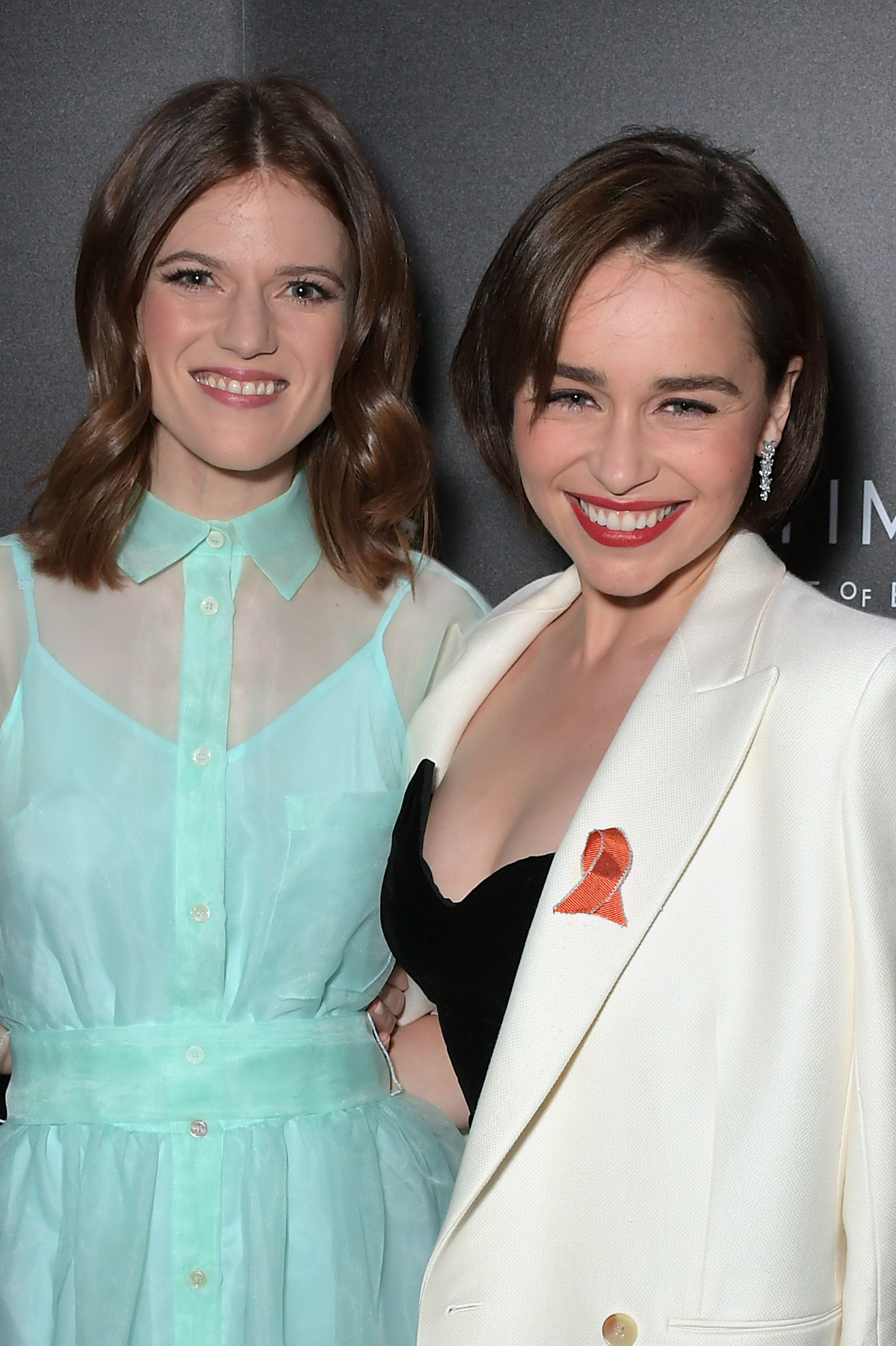 'Game of Thrones' Stars Emilia Clarke and Rose Leslie Took a Fabulous Vacation Together
