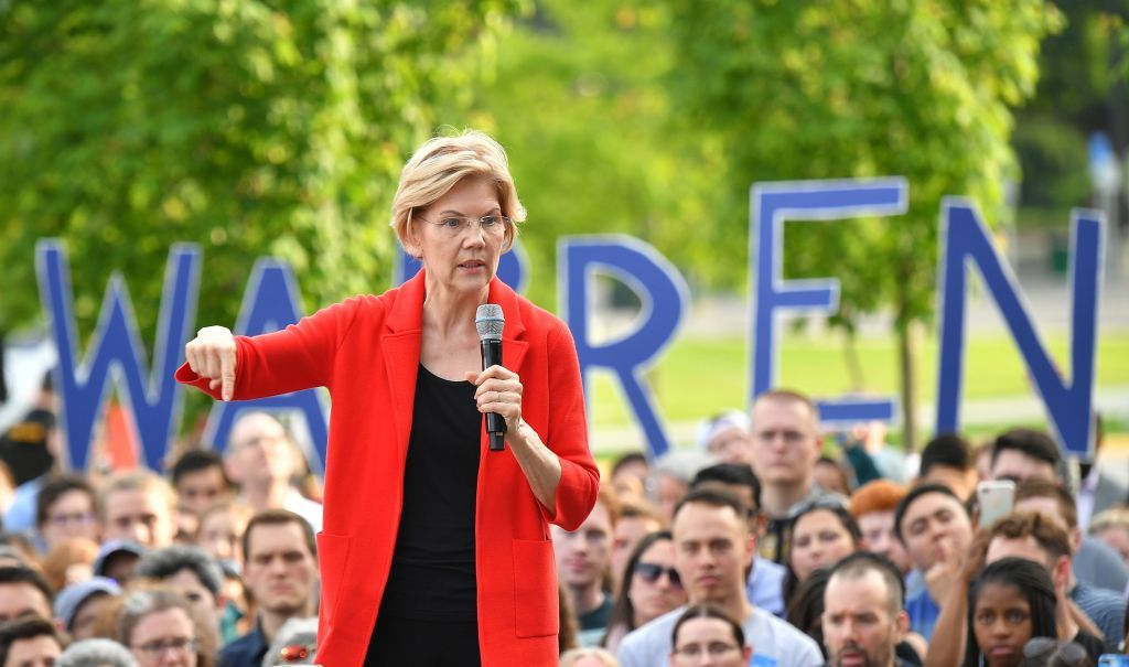 Elizabeth Warren Has Clouds and Shadows Around Her Campaign. We've Seen This Movie Before.