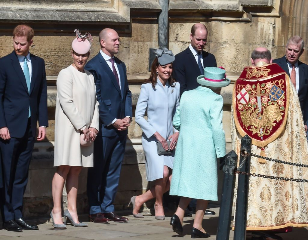 Why Wasn't Meghan Markle at Easter Service with the Rest of the Royal Family?