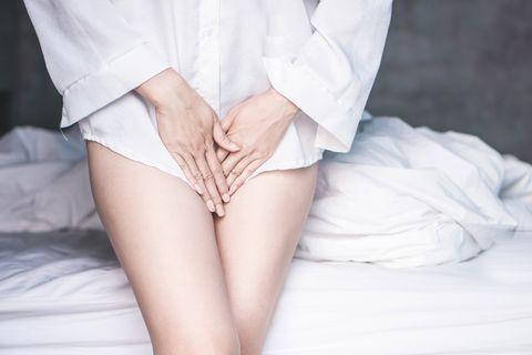 Skin, Human leg, White, Beige, Peach, Close-up, Linens, Fashion design, Embellishment, Bed sheet,
