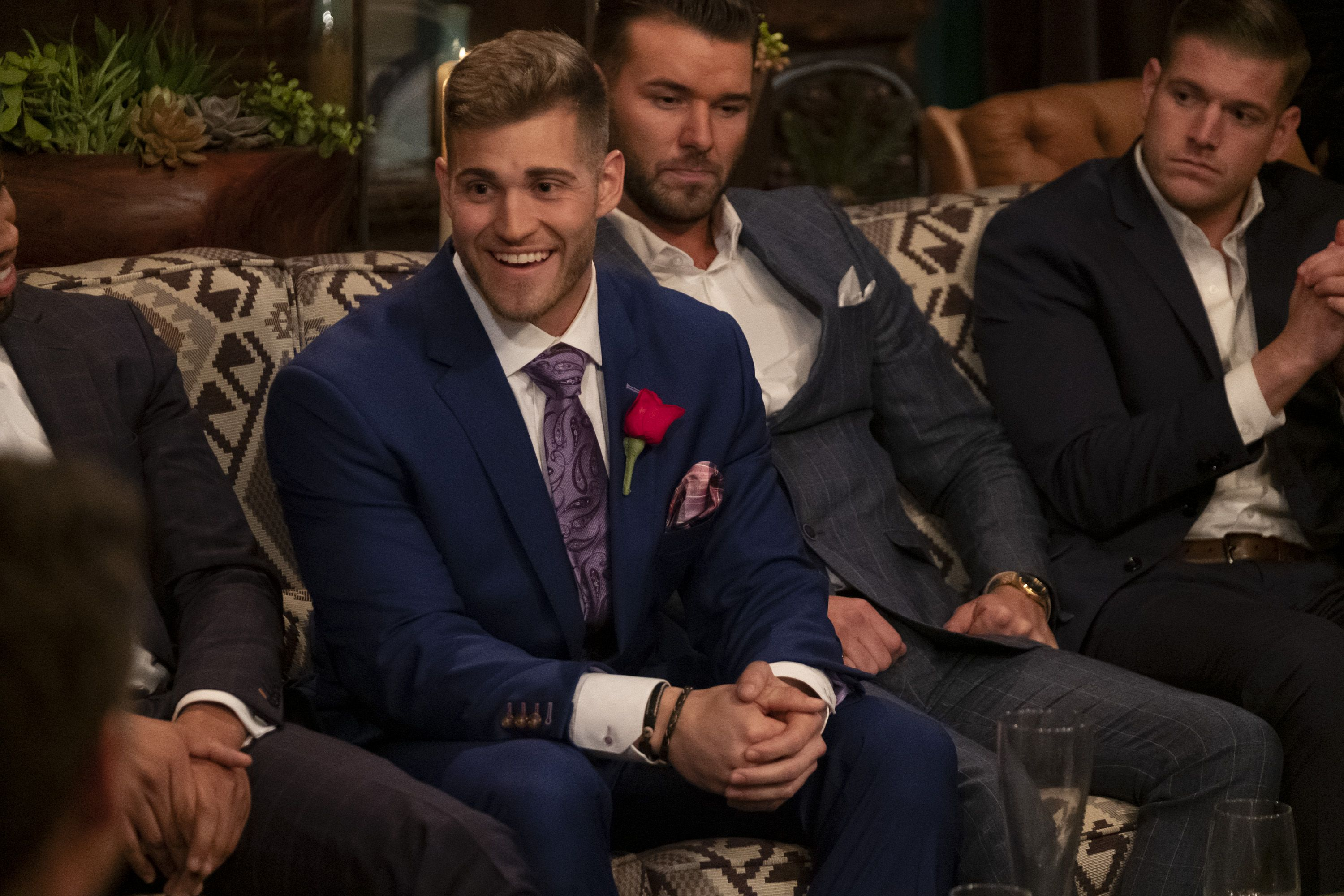 'The Bachelorette' Contestant Luke Parker Said He's Falling In Love in Episode 2—and People Lost It