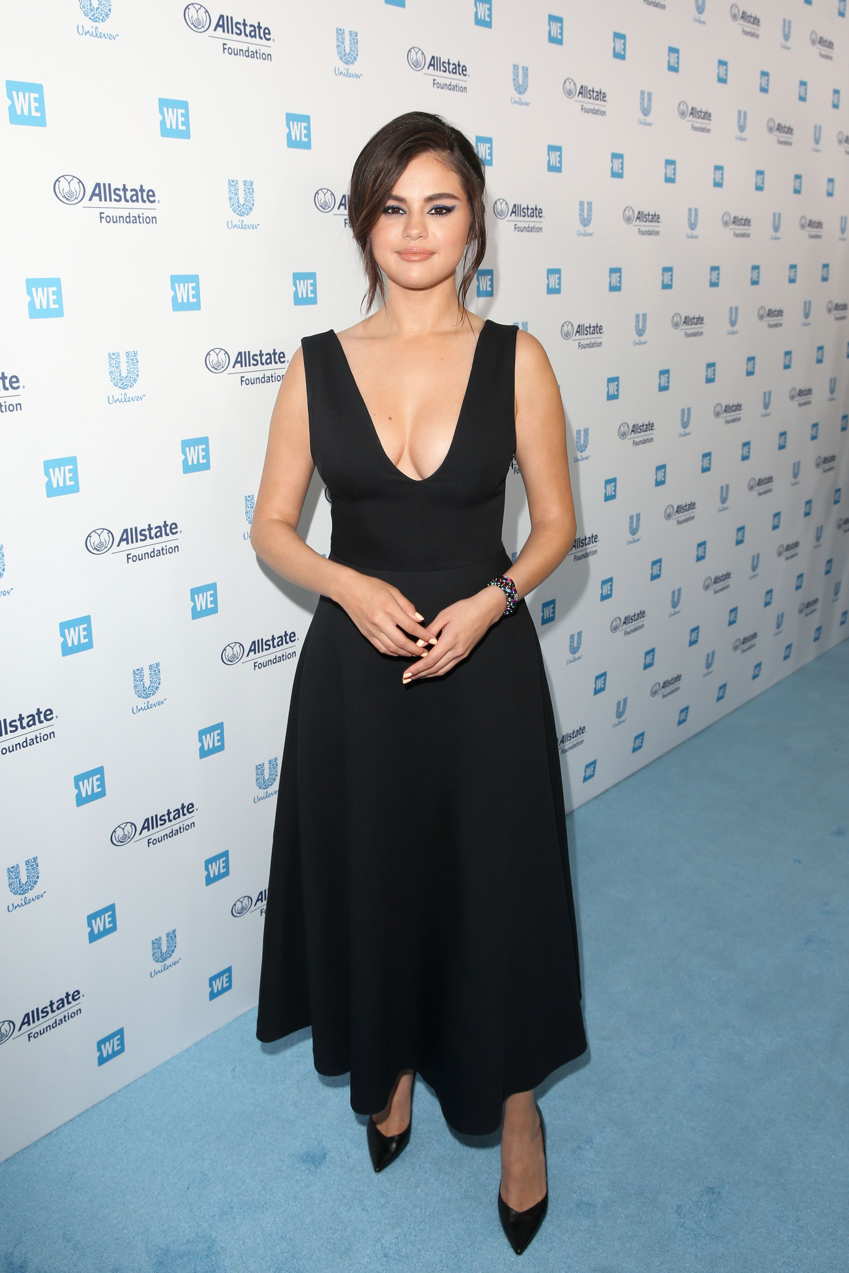 0e38442294d Selena Gomez Just Wore Custom Dior To First Red Carpet Of 2019 Obviously