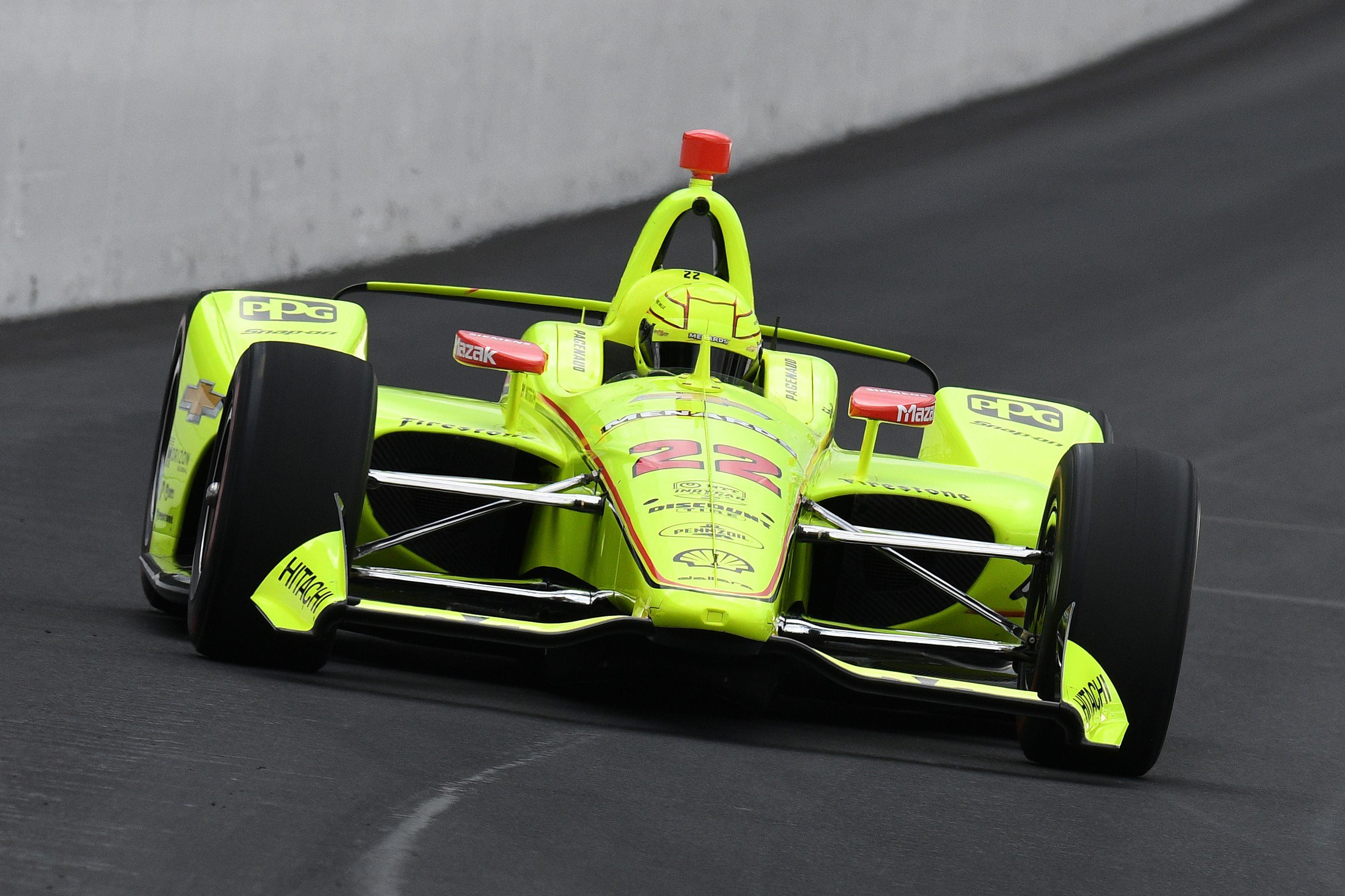 Watch Simon Pagenaud's Indy 500 Pole-Winning Run