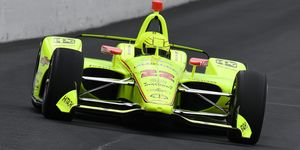 AUTO: MAY 19 IndyCar Series - 103rd Indianapolis 500
