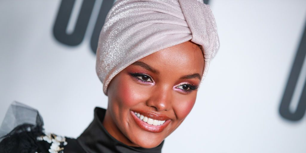 Halima Aden Sports Illustrated