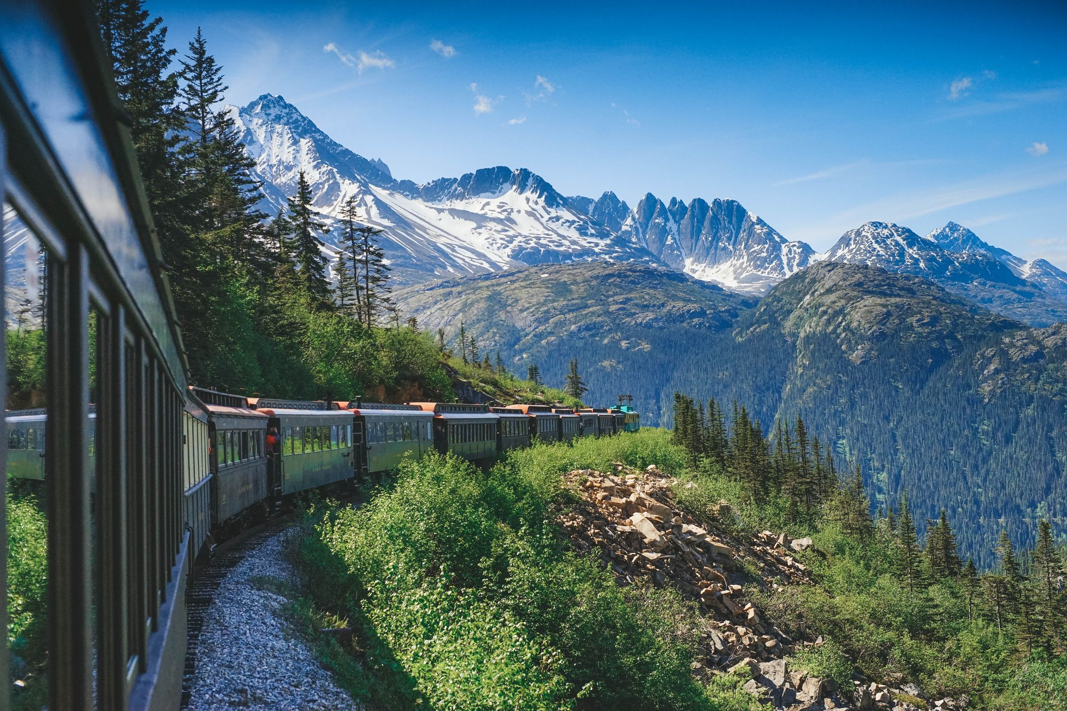 Train bragging: The sustainable travel trend to know about in 2020