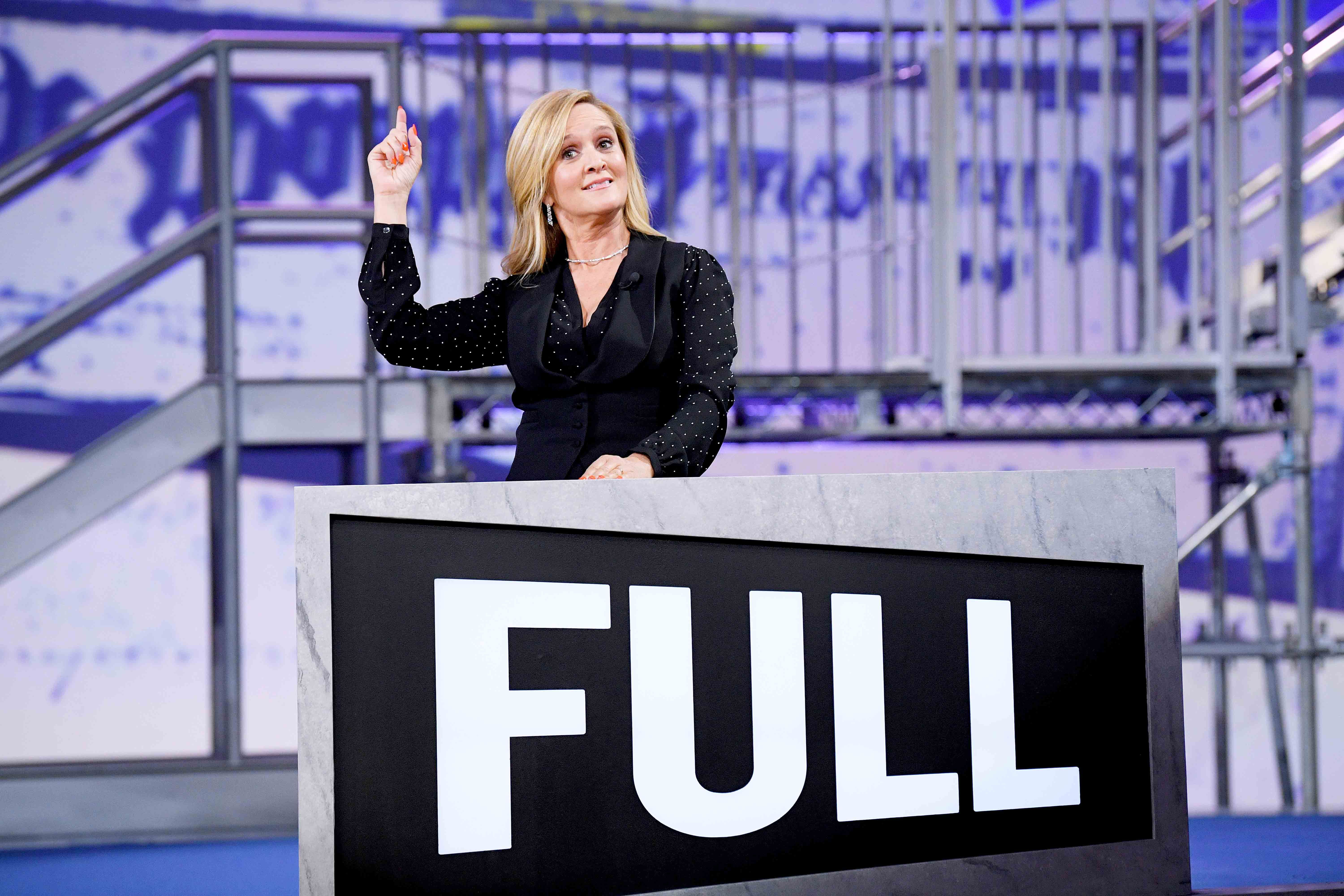 Full Frontal With Samantha Bee Will Make You Laugh and Cry. These Female Directors Help Make it Happen.