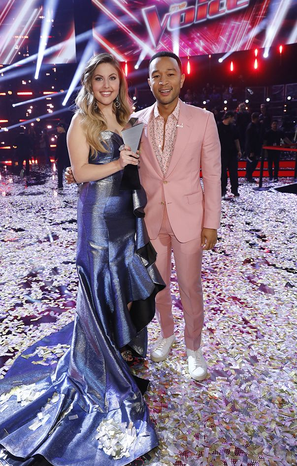 John Legend Made The Most Convincing Case Yet For A Pink Suit
