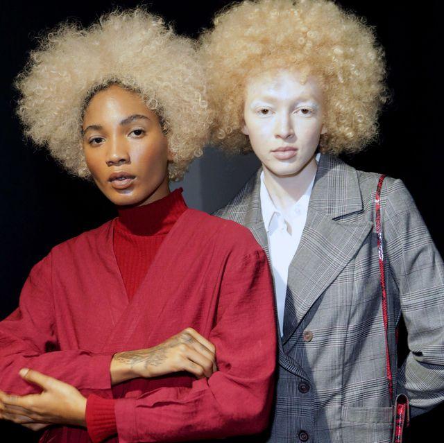 backstage bleach hair