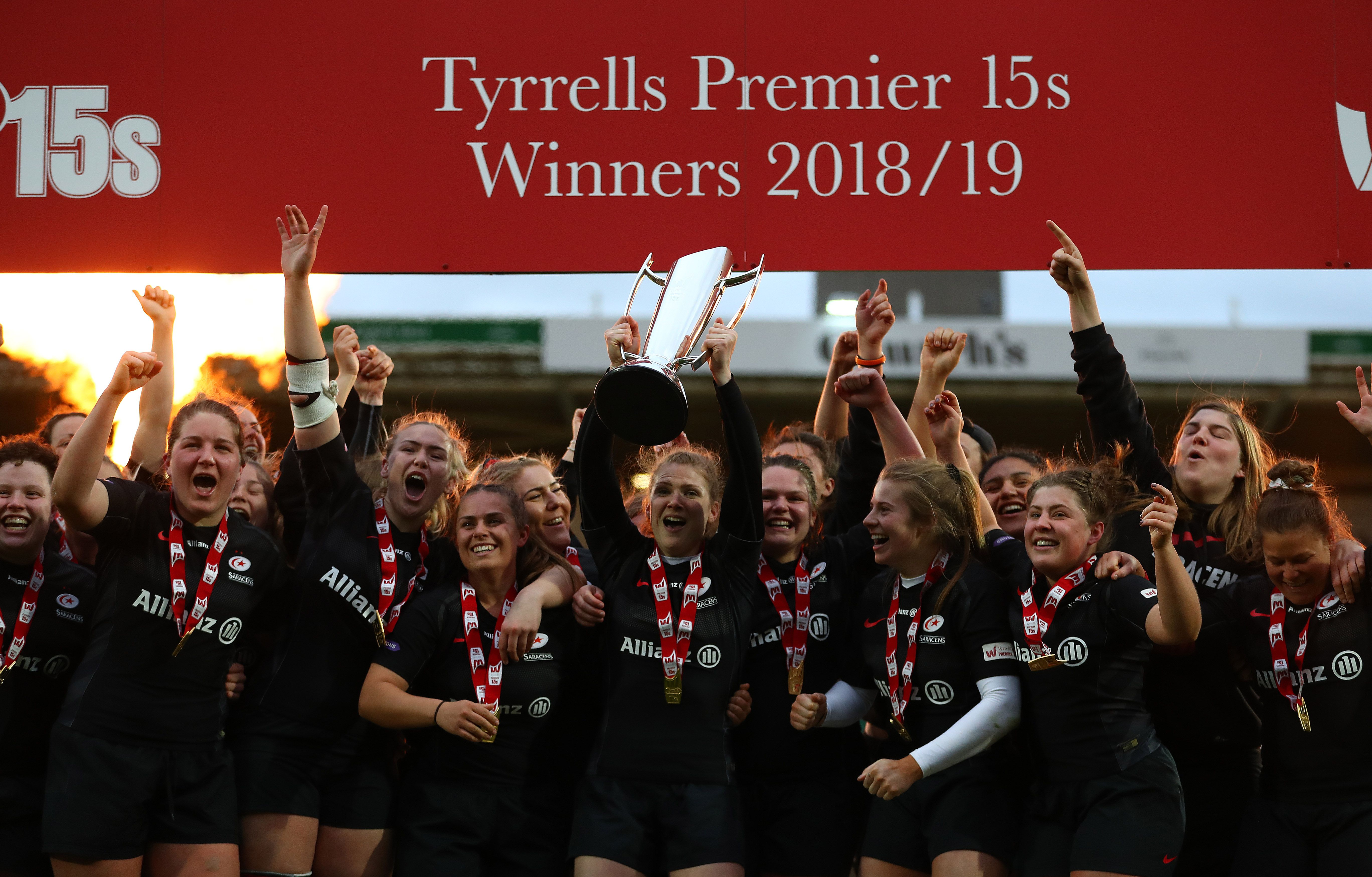 English Women's Club Rugby Players To Be Paid For The First Time And It's Long Overdue