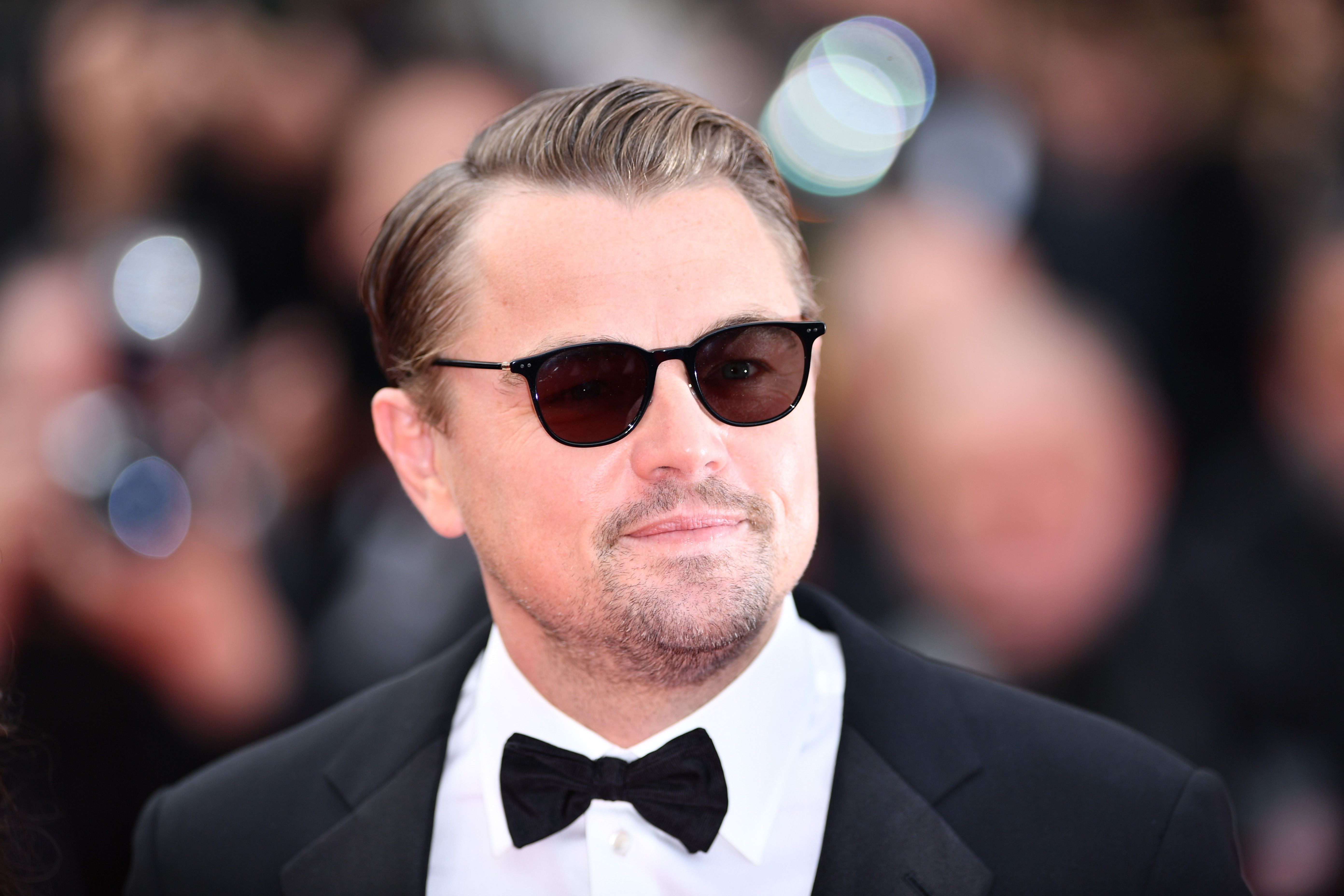 Leonardo DiCaprio's Cannes Red Carpet Sunglasses Are Worth Buying (and Flexing)