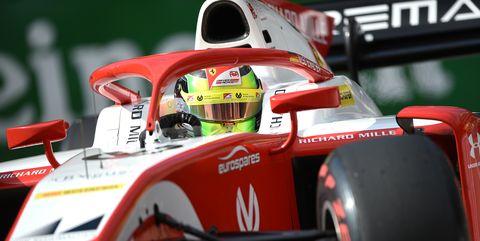 F2 Monaco GP - Race 1