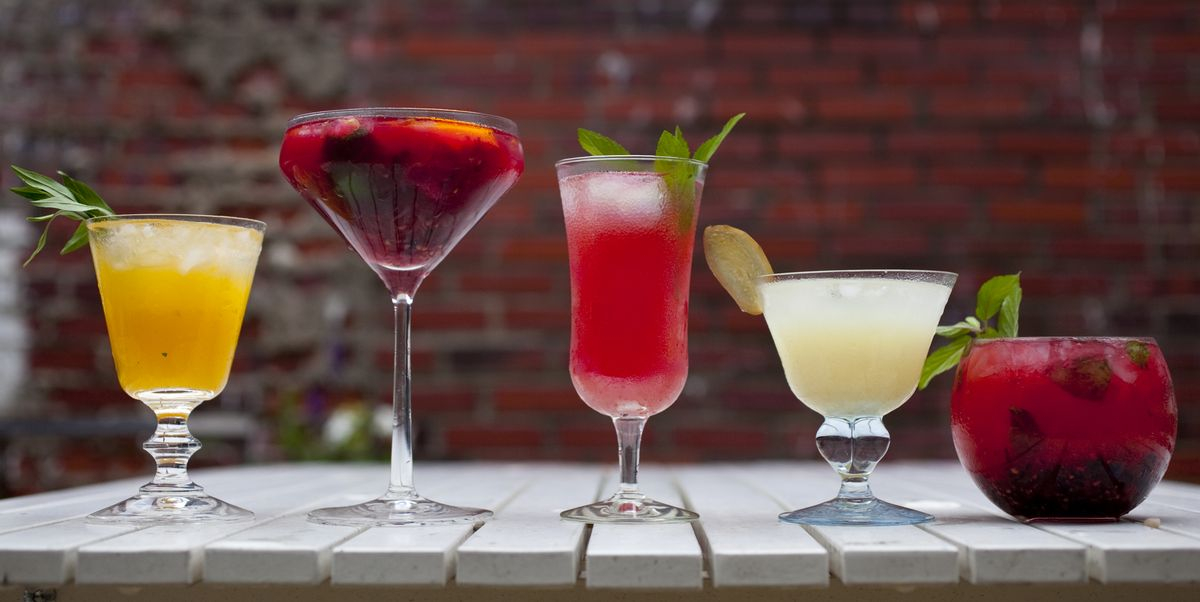 Healthy Alcoholic Drink Choices