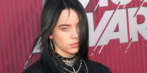 what is billie eilish full name
