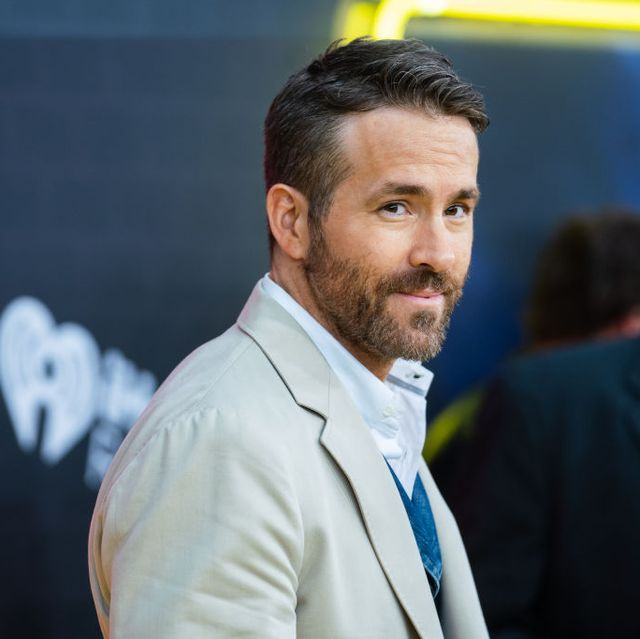 new york, new york   may 02 ryan reynolds attends the pokemon detective pikachu us premiere at times square on may 02, 2019 in new york city photo by mark saglioccofilmmagic