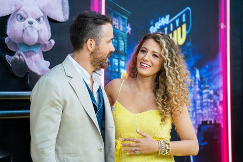 Blake Lively is pregnant with her and ryan reynold's third chikd