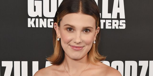 london, england   may 28   millie bobby brown attends a special screening of godzilla ii king of the monsters at cineworld leicester square on may 28, 2019 in london, england  photo by david m benettdave benettwireimage