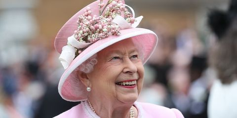The Queen Hosts Garden Party At Buckingham Palace