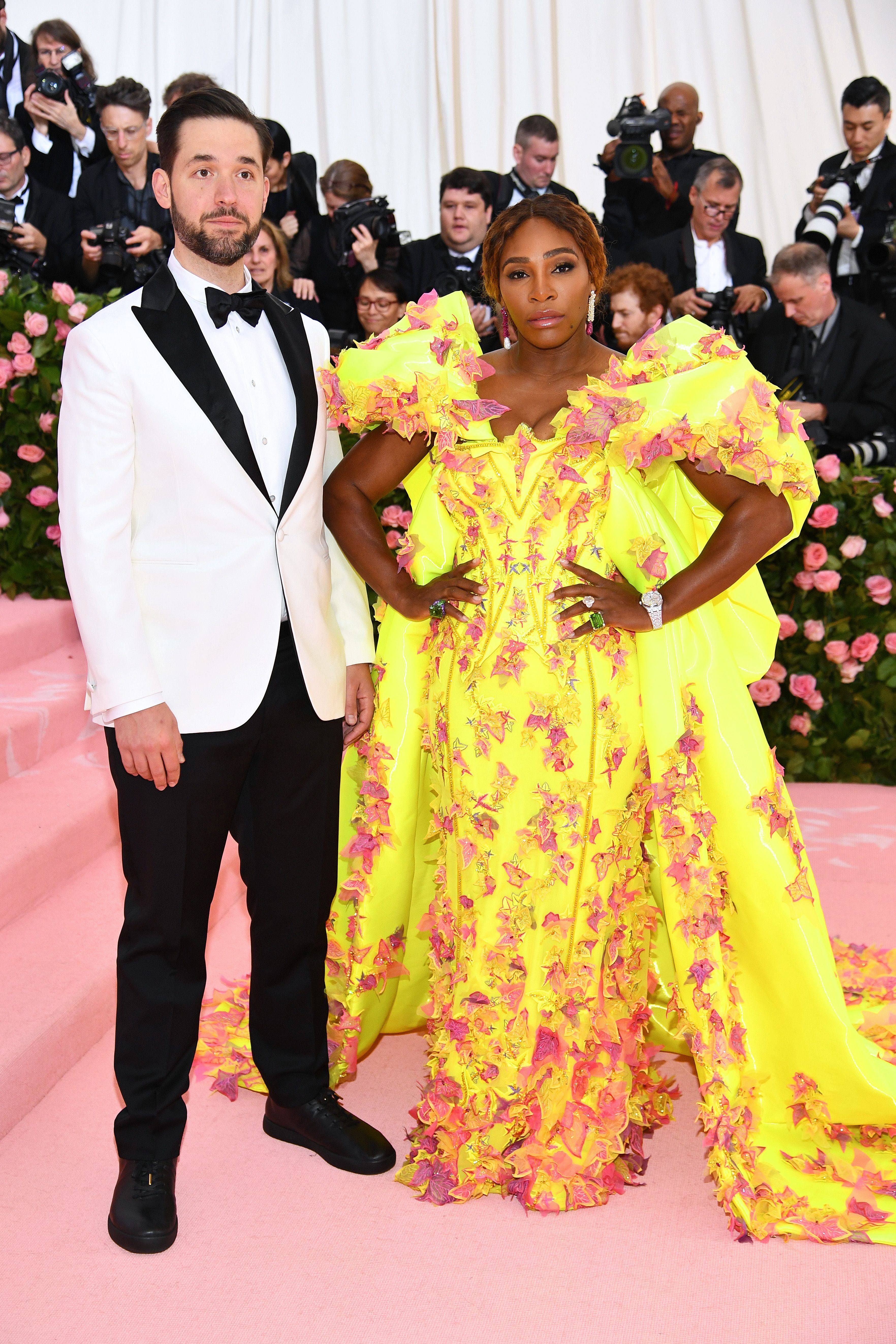 Serena Williams and Alexis Ohanian's Relationship Timeline