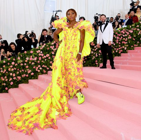 Fashion, Yellow, Event, Flooring, Dress, Ceremony, Marriage, Red carpet, Haute couture, Carpet,