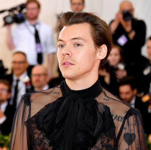 Harry Styles Met Gala 2019