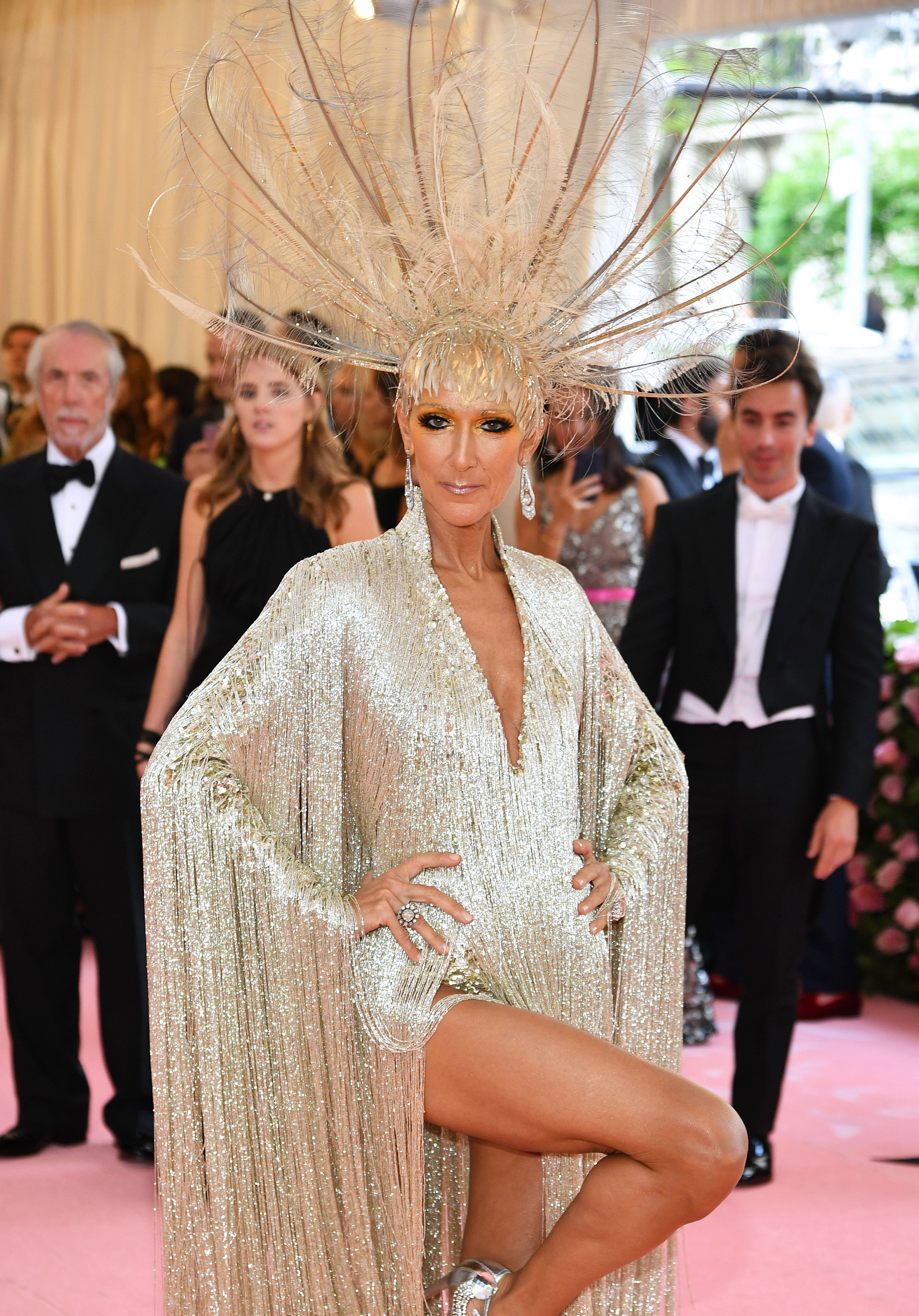 Céline Dion Oh Céline, who can do no wrong.