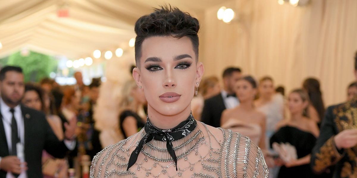 James Charles Posts Nude Photo After Getting Hacked on Twitter