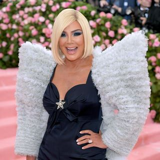 Who Wore the Biggest Shoulders at the 2019 Met Gala? An Investigation