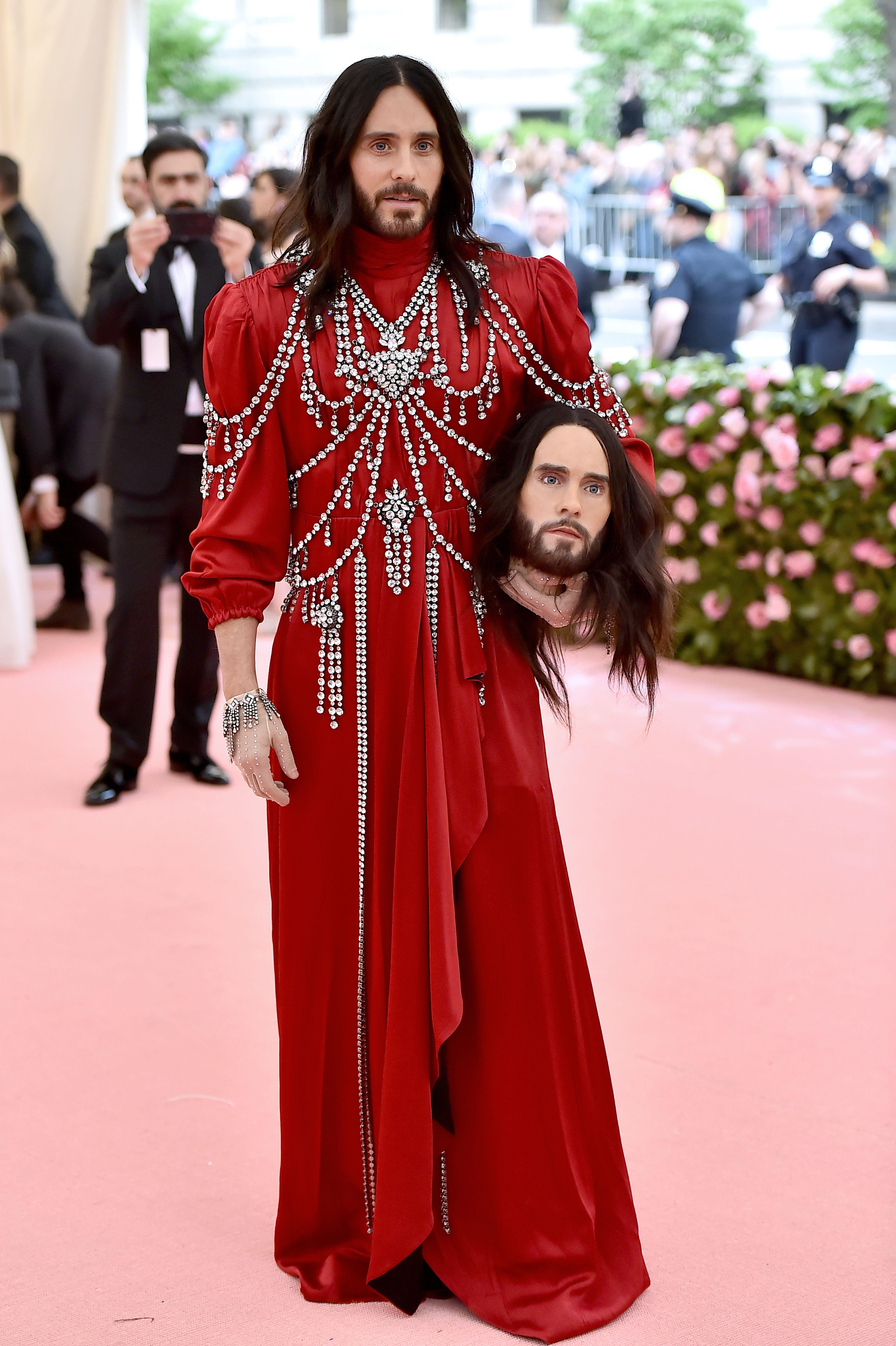 De Jared Leto a Harry Styles: los hombres con los looks más