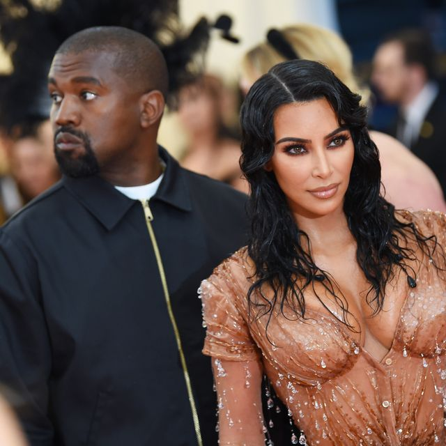 new york, new york   may 06 kim kardashian west and kanye west attend the 2019 met gala celebrating camp notes on fashion at metropolitan museum of art on may 06, 2019 in new york city photo by dimitrios kambourisgetty images for the met museumvogue