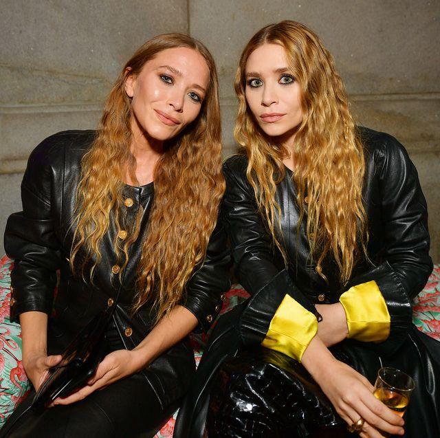 mary kate and ashley fashion