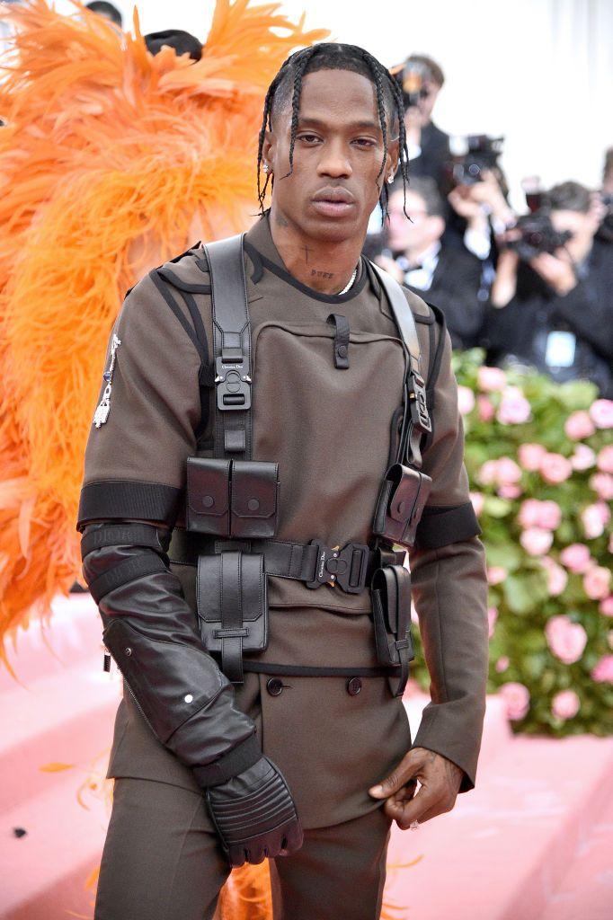 Travis Scott Just Broke His Knee While Performing And The Videos Are So Intense