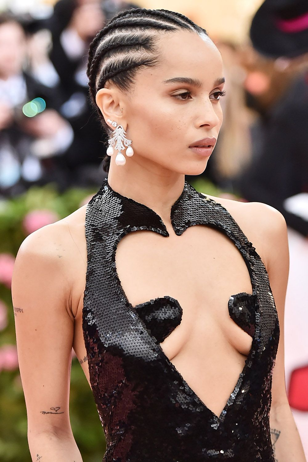 Zoë Kravitz is Slated to Play Catwoman