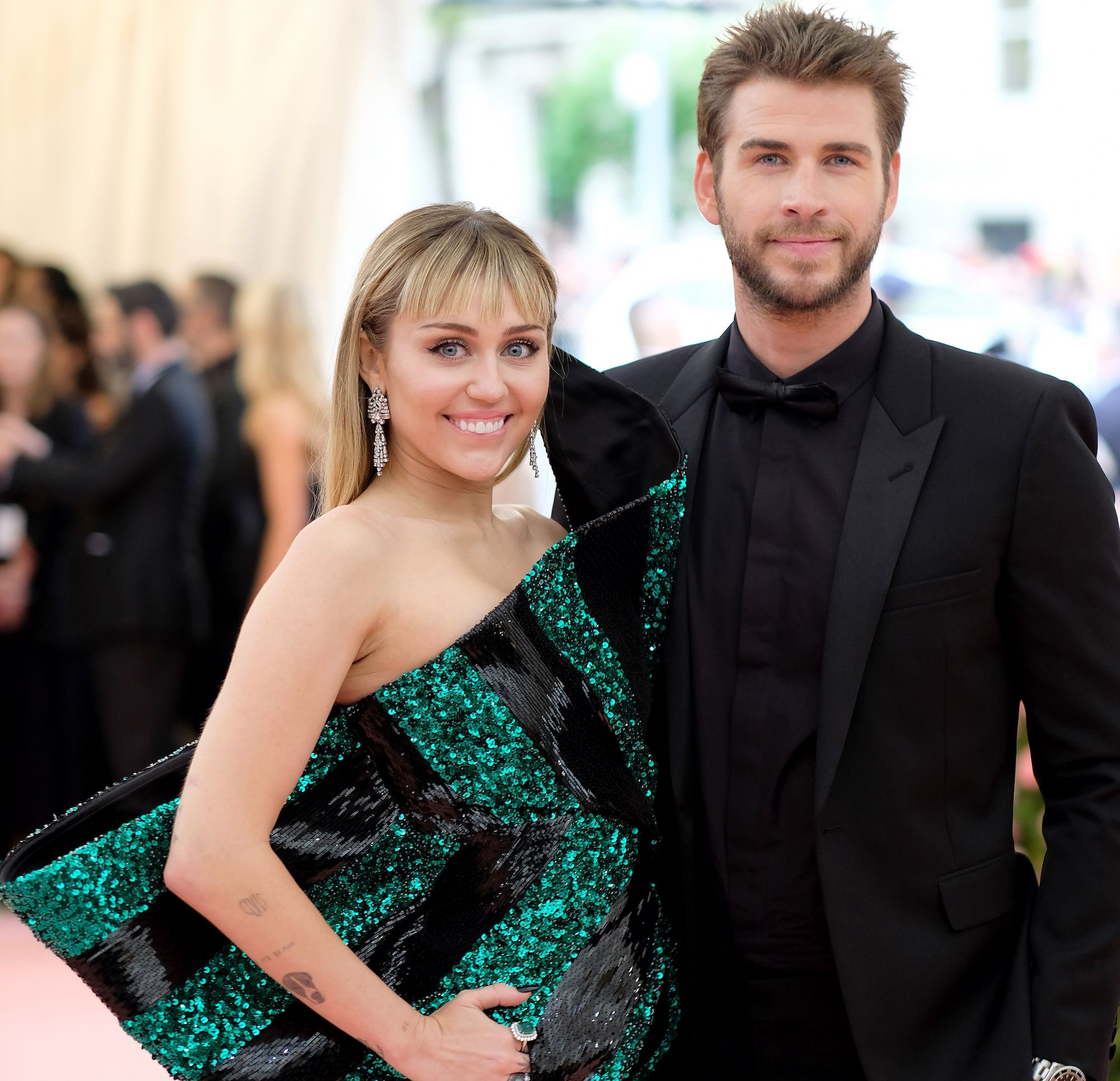 "Miley Cyrus Seemingly Calls Out Liam Hemsworth's Alleged Partying In ""Slide Away"""