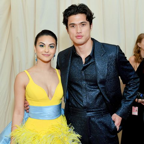 Cami Mendes and Charles Melton