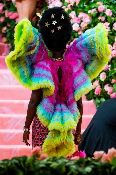 Pink, Green, Textile, Fun, Costume, Magenta, Plant, Flower, Dress, Crochet,